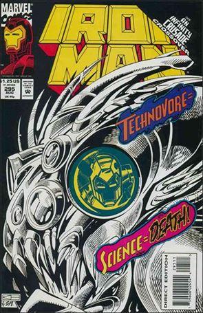 Iron Man (1968) 295-A