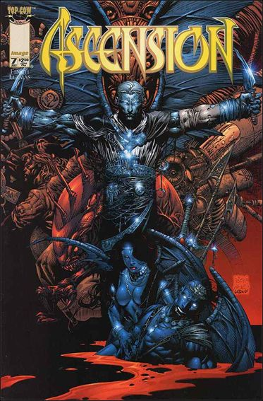 Ascension 7-A by Top Cow