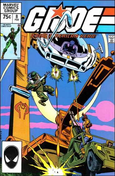 G.I. Joe: A Real American Hero 8-B by IDW