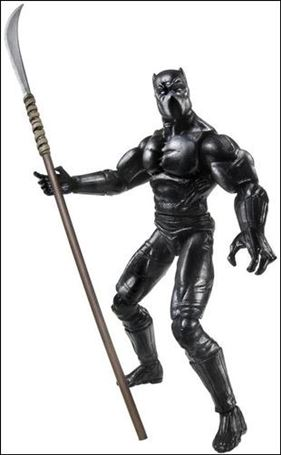 Marvel Universe (Series 1) Black Panther - Loose