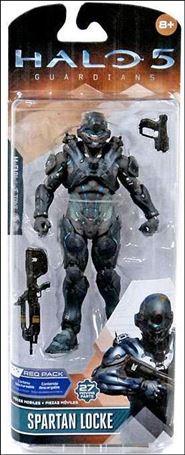 Halo 5 Guardians (Series 1) Spartan Locke