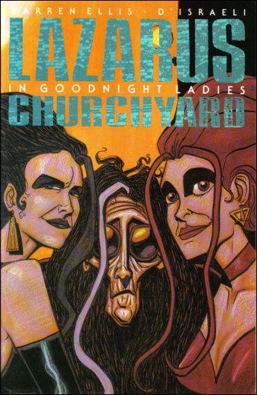 Lazarus Churchyard 2-A by Tundra