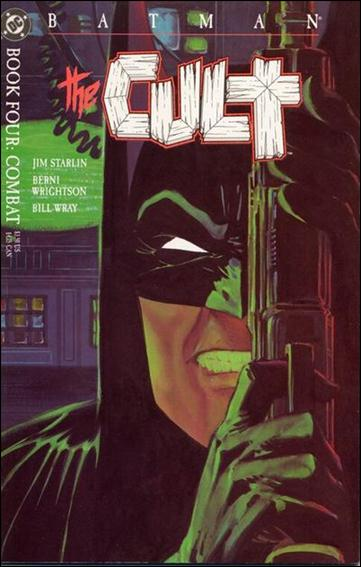 Batman: The Cult 4-A by DC