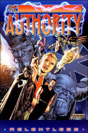 Authority 1-C by WildStorm