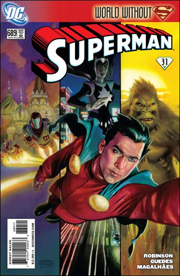Superman (1939) 689-A by DC