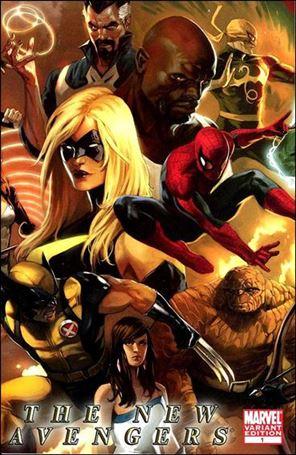 New Avengers (2010) 1-B