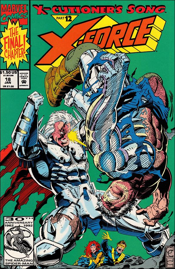 X-Force (1991) 18-B by Marvel