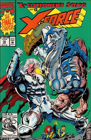 X-Force (1991) 18-B