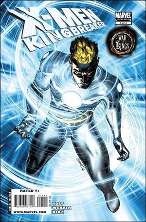 X-Men: Kingbreaker 4-A