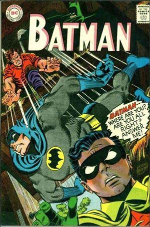 Batman (1940) 196-A