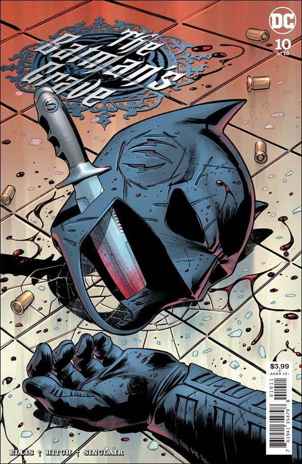 Batman's Grave 10-A by DC