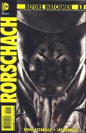 Before Watchmen: Rorschach 1-C by DC