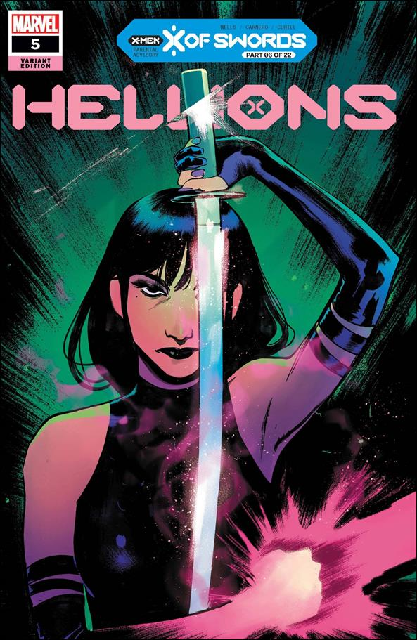 Hellions 5-B by Marvel