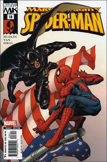 Marvel Knights Spider-Man (2004)  18-A by Marvel