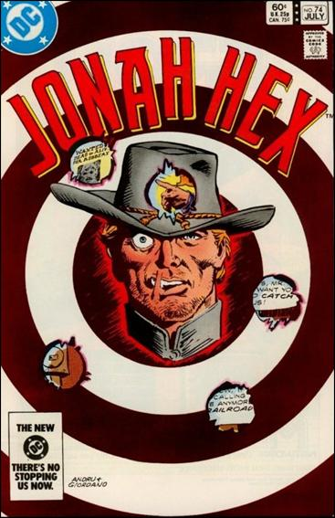 Jonah Hex (1977) 74-A by DC