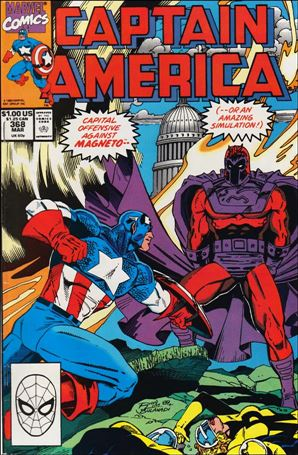 Captain America (1968) 368-A