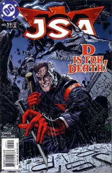 JSA 59-A by DC