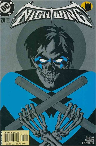 Nightwing (1996) 78-A by DC
