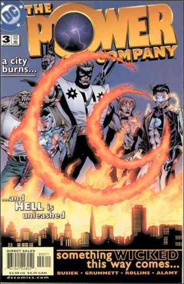 Power Company 3-A by DC