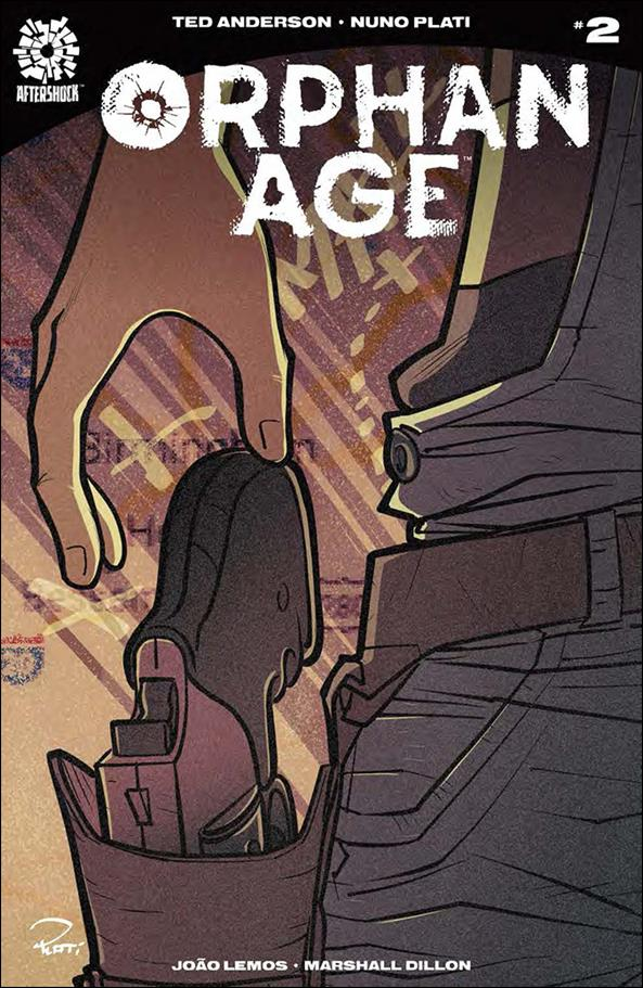 Orphan Age 2-A by AfterShock