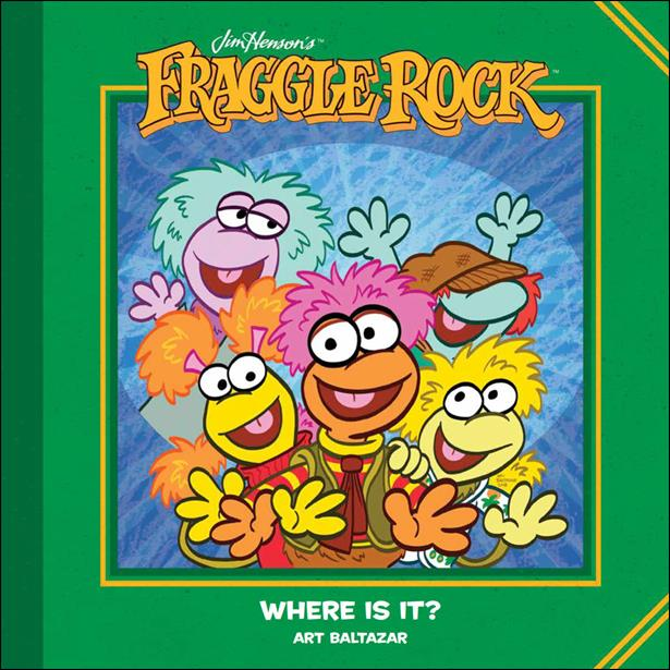 Jim Henson's Fraggle Rock: Where Is It? nn-A by Archaia