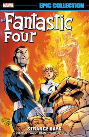 Fantastic Four: Epic Collection 25-A