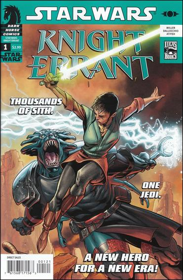 Star Wars: Knight Errant 1-B by Dark Horse