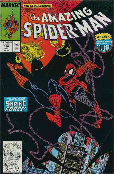 Amazing Spider-Man (1963) 310-A by Marvel