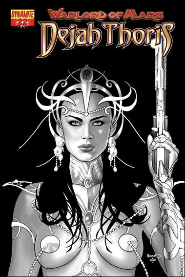 Warlord of Mars: Dejah Thoris 22-E by Dynamite Entertainment
