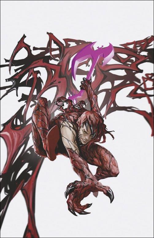 King in Black: Gwenom vs Carnage 1-O by Marvel