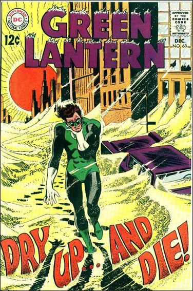 Green Lantern (1960) 65-A by DC