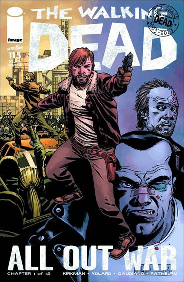 Walking Dead (2003) 115-A by Image