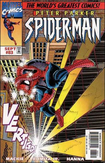 Spider-Man 83-A by Marvel