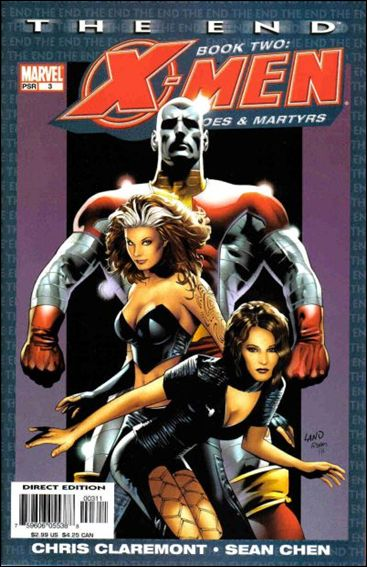 X-Men: The End (2005) 3-A by Marvel