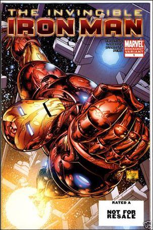 Invincible Iron Man (2008) 1-O
