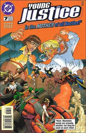 Young Justice (1998) 7-A