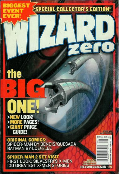 Wizard: The Comics Magazine 0-B by Wizard Press