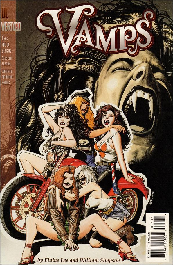 Vamps 1-A by Vertigo