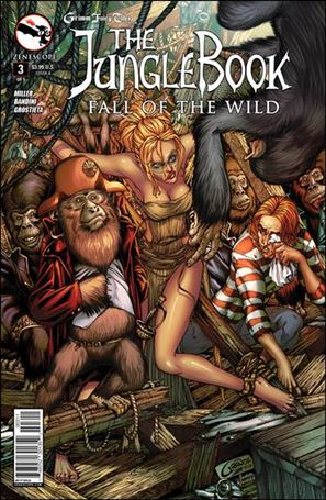 Grimm Fairy Tales Presents Jungle Book: Fall of the Wild 3-A