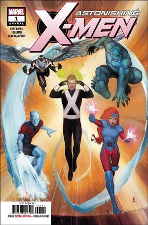 Astonishing X-Men Annual (2018) 1-A