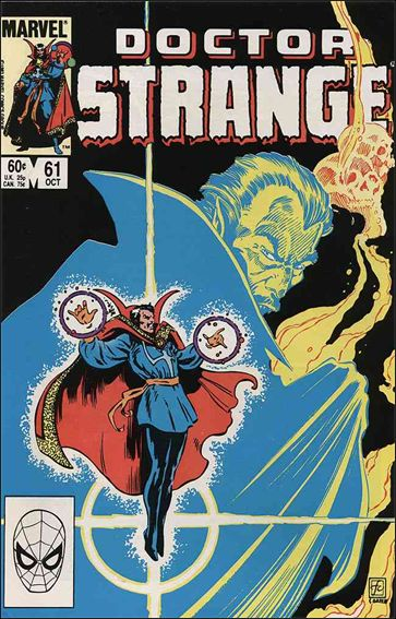 Doctor Strange (1974) 61-A by Marvel