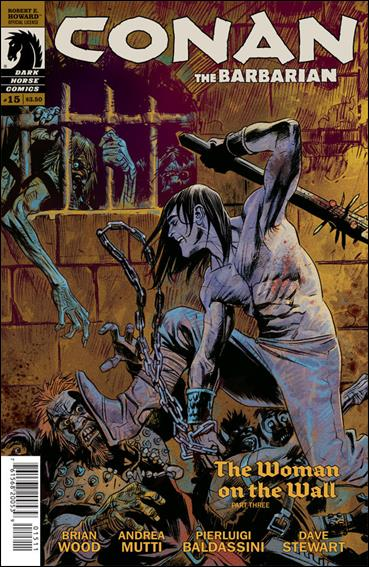 Conan the Barbarian (2012) 15-A by Dark Horse