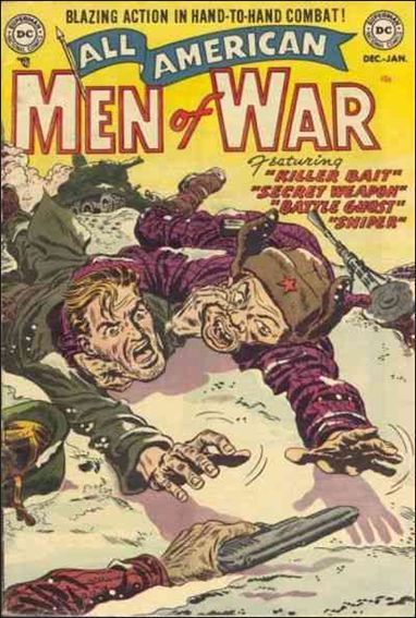 All-American Men of War 2-A by DC