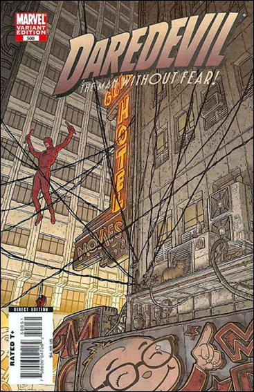 Daredevil (1964) 500-D by Marvel
