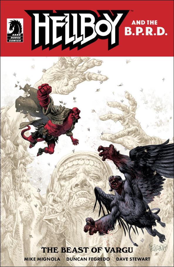Hellboy and the B.P.R.D.: The Beast of Vargu nn-A by Dark Horse