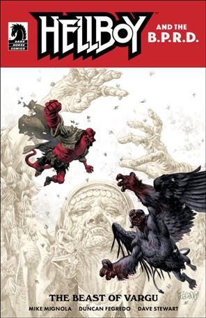 Hellboy and the B.P.R.D.: The Beast of Vargu nn-A