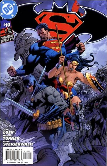 Superman/Batman 10-B by DC