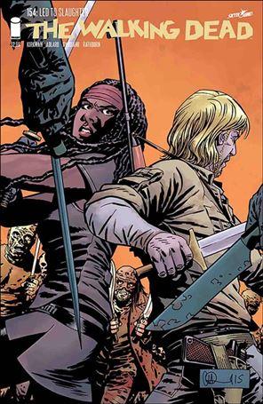 Walking Dead (2003) 154-A