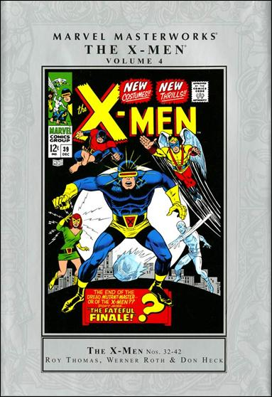 Marvel Masterworks: The X-Men 4-A by Marvel