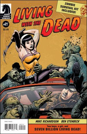 Living with the Dead 2-A by Dark Horse